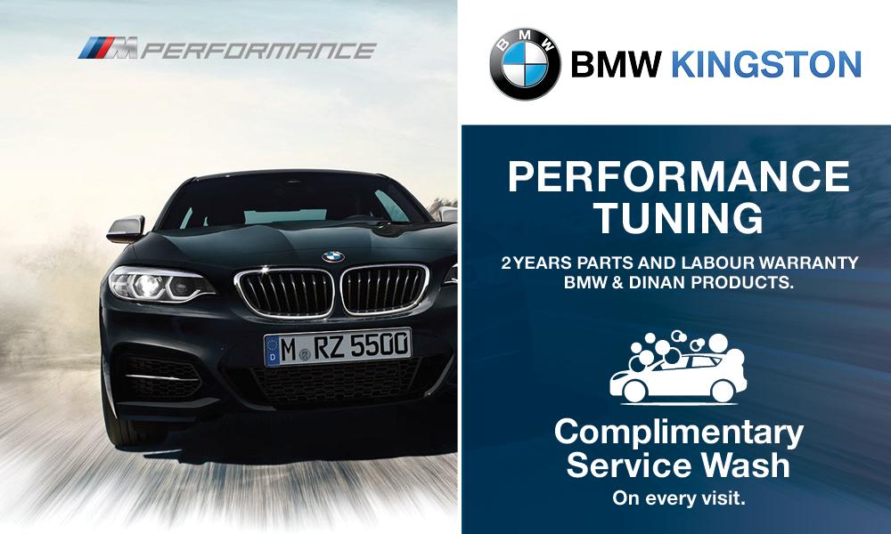 BMW Kingston Performance Tuning
