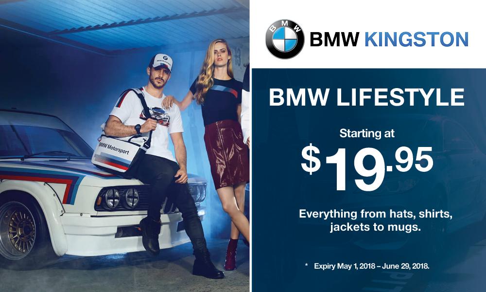BMW Kingston Life Brand