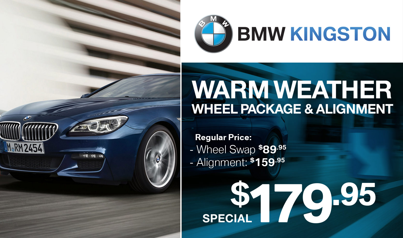 Bmw service discount coupons