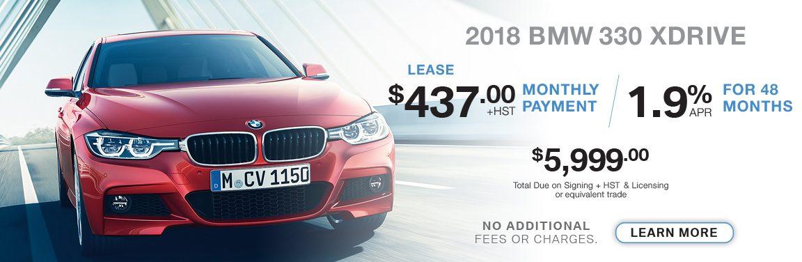BMW 330 Xdrive