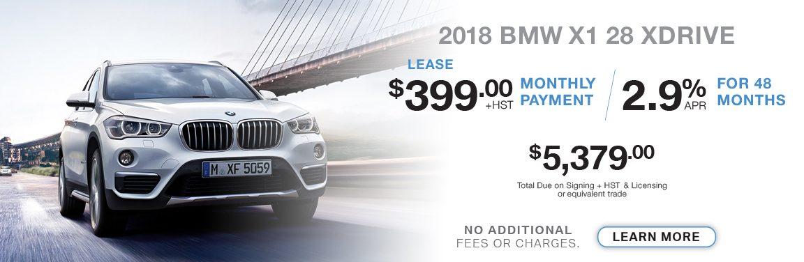 BMW X1 28 XDRIVE