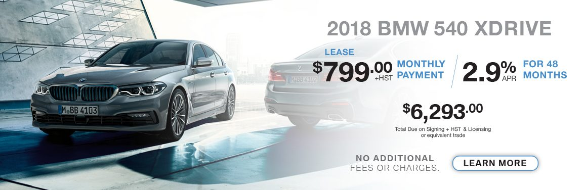 BMW 540 XDRIVE