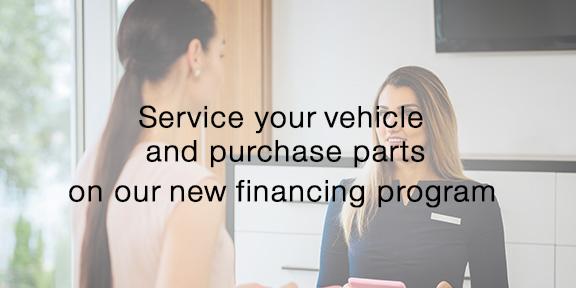 Service Financing